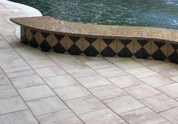 Finishing Touch #002 by Fountain Pools and Water Features